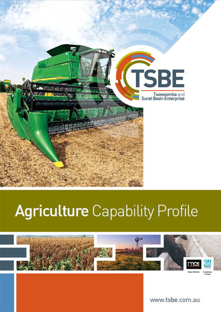 Agriculture Capability Profile Booklet